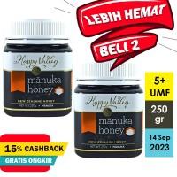 Madu HAPPY VALLEY Manuka Honey UMF 5+ 250gr