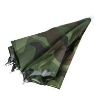 Topi Payung Kepala Anti Air untuk Outdoor / Camping / Memancing