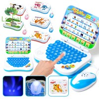 Kids Laptop Chinese English Learning Computer Toy for Boy Baby Girl