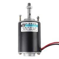 xd-3420 30W CW / CCW Motor Magnet DC Permanen untuk Generator DIY