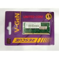 SODIMM RAM MEMORY LAPTOP V-GEN VGEN DDR3L DDR 3L 2GB 2 GB RESCUE