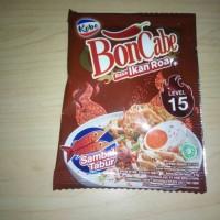 Boncabe rasa ikan roa / bon cabe sambal tabur level 15