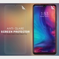 Xiaomi Redmi Note 7 - Nillkin Antiglare Screen Guard