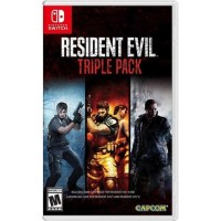 Nintendo Switch Resident Evil Triple Pack 4 5 6