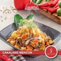 LAUKITA, FROZEN FOOD, SAYUR MASAK, CAKALANG MERCON, MAKANAN RUMAH