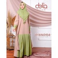 Gamis Syari Modis – Diandra Dress – Delia Hijab