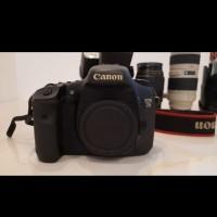 Kamera DSLR Canon 7D Bekas Seperti Baru