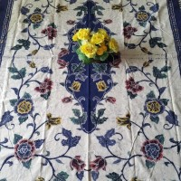 Taplak Meja Batik Tulis 6 Kursi