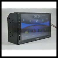 Tape Mobil Head Unit Double Din Mirror Link Android Kijang Kapsul
