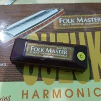 Harmonika diatonic suzuki folkmaster C.D.B.A.G