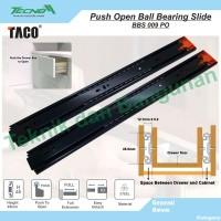 Rel Laci Taco Push Open BBS-009PO 50cm (Full Extension)