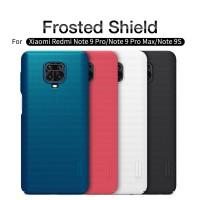 Hard Case Xiaomi Redmi Note 9 Pro Nillkin Frosted