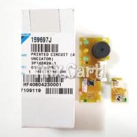Printed Circuit Assy Display / Photo Daikin FT25DVM4 PCB P/N 159697J