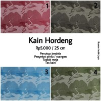 Kain Hordeng Wool.Motif Burung