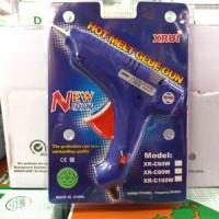 Mesin Lem Tembak / Hot Melt Glue Gun Besar merk XRUI 80 W