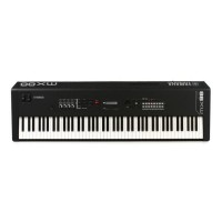 Synthesizer Yamaha MX88 Piano MX-88 Synth Black Motif pn