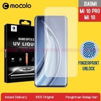 Mocolo Tempered Glass Xiaomi Mi 10 Pro / Mi 10 Mi10 UV Anti Gores