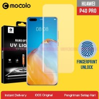 Mocolo Tempered Glass Huawei P40 Pro UV Anti Gores Screen Protector