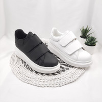 Otha Shoes By Laviola - Sneakers Wanita - H257 OLB BLACK-WHITE