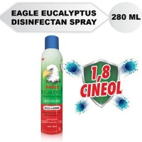 Eagle Eucalyptus Disinfectant Spray 280ml Cap Lang