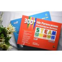 Buku Panduan Guru Berbasis STEAM | 300+ Ide Perencanaan Pembelajaran