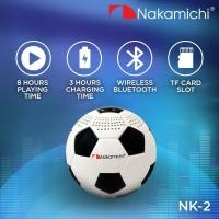 Nakamichi NK-2 Bluetooth Speaker