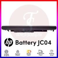 Baterai laptop HP JC04 Pavilion 14-BS0xx Original 919701-850