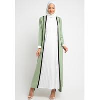 Gamis Muslim Wanita Le Najwa Liza Dress