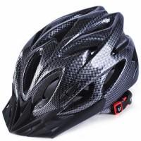 Helm Sepeda Bicycle Road Bike Helmet EPS Foam PVC Shell Kuat
