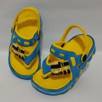 Baby Shoes and Kids S19-29 Sandal Anak Jepit Karakter Tayo Dulux