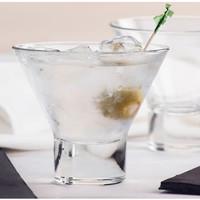 Gelas Desert Mini Borgonovo Serie V 225 Martini Glass Made in Italy