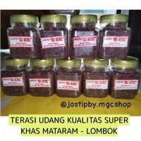 Terasi Udang Super asli Mataram Lombok