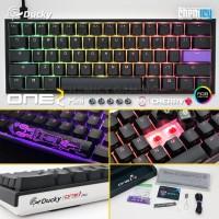 Ducky One 2 Mini RGB LED 60% Mechanical Gaming Keyboard