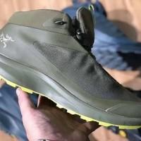 Sepatu outdoor sepatu gunung Arcteryx no jack wolfskin salomon