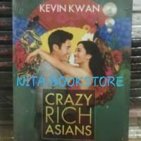 NOVEL CRAZY RICH ASIANS PENULIS KEVIN KWAN