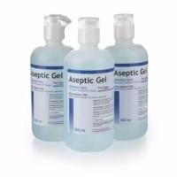 Hand Sanitizer Aseptic Gel OneMed 500 mL