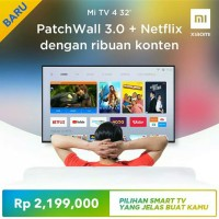 """Xiaomi Mi 4A TV LED Smart Android TV 32"""" 32 inch"""
