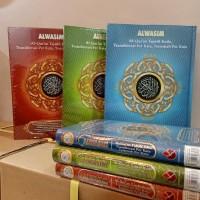Al Quran Al Wasim : Tajwid, Terjemahan Per-Kata (A4)