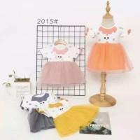 PROMO Dress anak perempuan import / gaun pesta anak