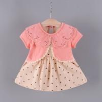 TERBARU Dress anak bayi lucu / dress love anak import berkualitas