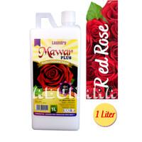 Mawar Plus Super Red Rose Laundry Pelembut dan Pengharum Pakaian