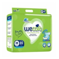 WECARE Adult Diapers M 20