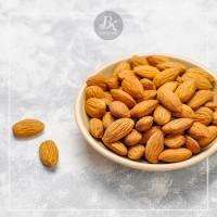Roasted Almond Kupas 1 Kg | Kacang Almond Kupas Panggang Original