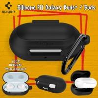 Case Samsung Galaxy Buds Plus / Buds Spigen Silicone Fit Casing Cover