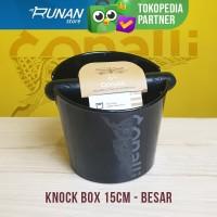 Knock Box ABS 15 cm Besar Knockbox Besar 15cm Coffee Bin Conalli