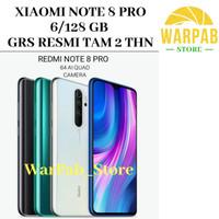 HP XIAOMI REDMI NOTE 8 PRO 6/128 GB - XIOMI MI NOTE8 PRO ROM 128GB TAM