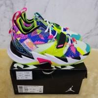 Nike Air Jordan Why Not Zero 3 Multicolor