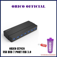 ORICO H7928-U3 USB3.0 high speed Usb HUB 7 Port