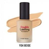 Etude house DOUBLE LASTING foundation #Y04 Beige