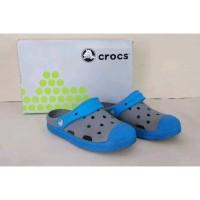 Sandal - Crocs - USA - Size 31 sd 32 - Original 100% - Bekas